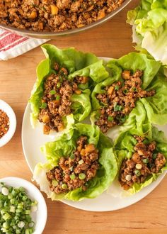 How To Make Chicken Lettuce Wraps