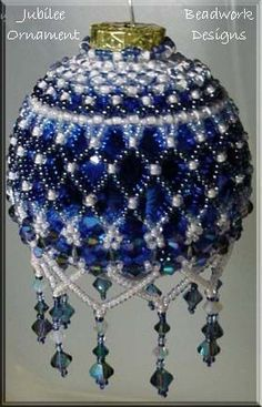 ornaments patterns crocheted beaded…