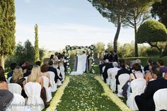 White and Yellow Chuppah