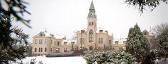 Winter at K-State. www.k-state.edu