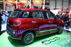 Fiat 500L 2012–года