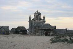 Church ruin @ Danushkodi