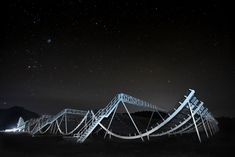 "First Super-Deep 'Dark-Energy' View of the Structure of the Universe --New CHIME Radio Telescope ""Sees in a Radically Different Way"" (VIDEO) — The Daily Galaxy Radios, Radio Signal From Space, Search For Extraterrestrial Intelligence, Structure Of The Universe, Neutron Star, Dark Energy, Milky Way, Entertainment, Science"