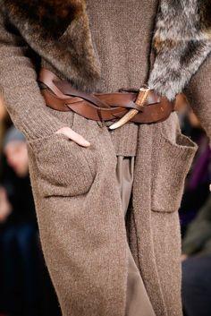 Ralph Lauren Fall 2015 Ready-to-Wear Fashion Show Details
