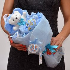 Baby Shower Gift / Gift For Babbie / Newborn Gift / Baby Shower . - Baby shower gift / gift for babbie / newborn gift / baby shower boy gift / diaper cake / new mom gift basket / newborn basket / baby gift - baby boy girl Idee Cadeau Baby Shower, Regalo Baby Shower, Baby Shower Niño, Shower Bebe, Baby Shower Diapers, Baby Showers, Diaper Shower, New Mom Gift Basket, Baby Boy Gift Baskets