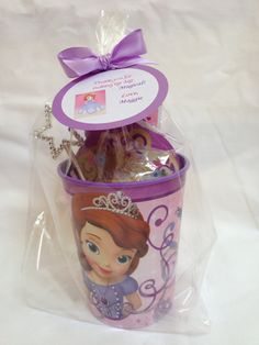 Sophia the First Party Favors