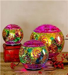 Mercury Glass Decorative Balls Add Unique Beauty To Your Home With Mercury Glass Decorative