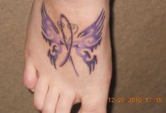 Fibromyalgia tattoo. For courtney
