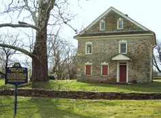 Robert Fulton Birthplace - Lancaster County, PA Photo courtesy of Michael Kendrick