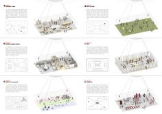 Charlie Hebdo Portable Pavilion Competition winners
