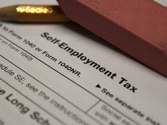 """If reading the words """"self-employment taxes"""" leaves you looking like a deer in headlights, know that you're not alone—and use this post to get clued in."""
