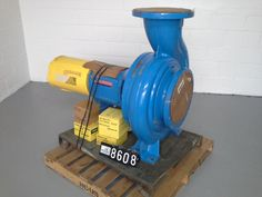 Ahlstrom-Sulzer pump model APT 53-10, Re-Manufactured