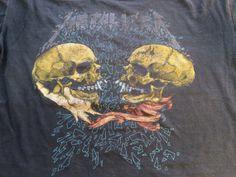 Vintage METALLICA Tshirt / 1991 BLACK Album by sweetVTGtshirt, $95.00