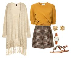 """""""Untitled #14641"""" by beatrizibelo ❤ liked on Polyvore featuring H&M, Naughty Monkey, 3.1 Phillip Lim and River Island"""