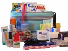 wedding day emergency kit ideas