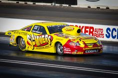 2007 Slammers Pro Stock driven by Erica Enders at Firebird Raceway.