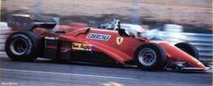 1983 Ferrari 126C2B (Rene Arnoux)