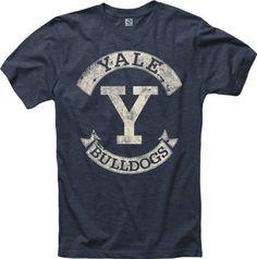 Yale Bulldogs Heathered Midnight Rockers Ring Spun T-Shirt by New Agenda, http://www.amazon.com/dp/B0056EAH9Y/ref=cm_sw_r_pi_dp_1xO2qb032ZNJ2
