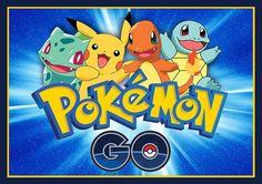 Pokemon Go Edible Cake Image - A4 Size