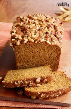 Pumpkin Bread #recipe