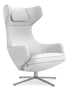 Neue Interpretation der Kategorie Lounge Sessel. Vitra Grand Repos ab 3850 € sofort lieferbar (04.04.18), jetzt mit 0 € Versand, 3% Skonto bei smow.de bestellen!