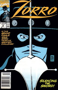 Alex Toth.  Zorro # 12