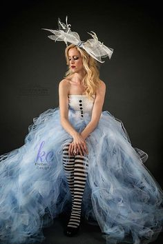 Alice In Wonderland Outfit Picture finally a large adult tutu dress customize to any theme Alice In Wonderland Outfit. Here is Alice In Wonderland Outfit Picture for you. Alice In Wonderland Outfit alice in wonderland halloween costumes youl. Alice In Wonderland Outfit, Wonderland Costumes, Wonderland Party, Alice In Wonderland Steampunk, Soirée Halloween, Halloween Karneval, Tim Burton Halloween Costumes, Robes Tutu, Tutu Dresses