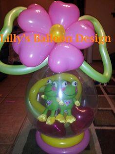 Balloon Stuffed gift