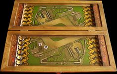 Backgammon a gift for the fan of motor racing. by BackgammonDesign