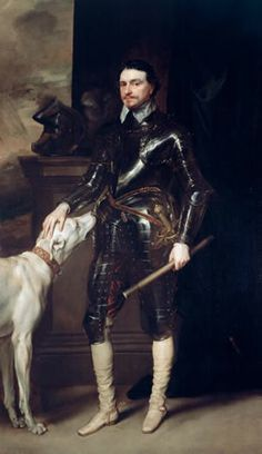 File:Thomas Wentworth by van Dyck.jpg    ONE OF THE ENGLISH LAND GRABBERS