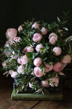 Favorite flowers of all time: peonies <3