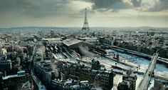 París. La invención de Hugo