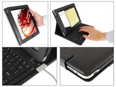 A Bluetooth keyboard for the KeyCase iPad Folio.
