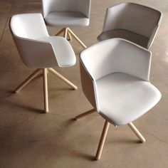 ecclightingfurniture:  NEW Lapalma Cut chairs arrived at the ECC Sydney showroom today! #eccsydney #lapalma (at ECC Showroom Sydney)