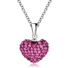 #necklace #fashion #necklaces #heart