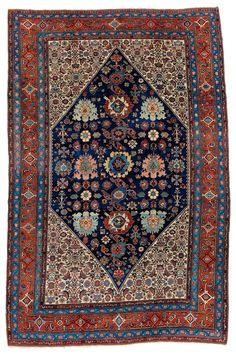 Bijar - North West Persia, Kurdistan, Late 19th century, 352 x 231 cm