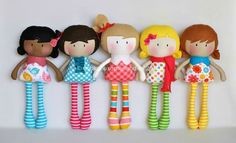"""Cook You Some Noodles   The Home of My Teeny-Tiny Dolls® – 11"""" Handmade Fashion Dolls:"""