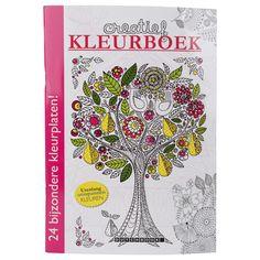 creatief kleurboek voor volwassen