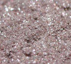 Beautiful on it's own!  This is a vegan eyeshadow shade, a subtle and complimentary color on any skin tone, punched up with some sparkle.
