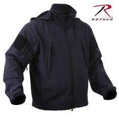 Find your next tactical soft shell jacket with Rothco. We carry an extensive line of soft shell jackets with a wide range of sizes and colors. Field Jacket, Rain Jacket, Soft Shell, Tactical Jacket, Tactical Gear, Velcro Patches, Tactical Clothing, Special Ops, Windbreaker