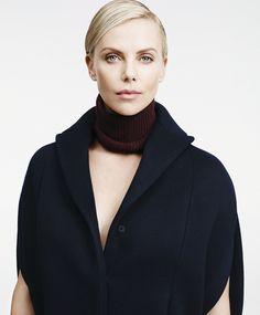 Charlize Theron - Karim Sadli Photoshoot 2014 for Dior