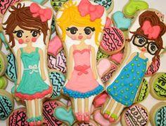 so cutteeeeeee girl dolls!