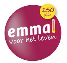 Emma 150!  - In samenwerking met De Denkfabriek maakte ik dit logo voor het Emma Kinderziekenhuis dat 150 jaar bestaat.