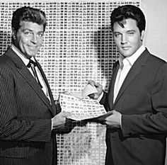 Charity event Dale Robertson and Elvis Presley Elvis Presley Movies, Elvis Presley Photos, Rare Elvis Photos, King Of Music, Charity Event, Love Me Forever, Love Movie, New Movies, Good News