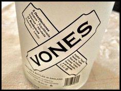 El Alma del Vino.: Aguardientes y Destilados : Vones London Premium Dry Gin.