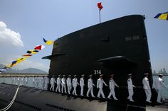 China Claims to Have Developed a Radical New Stealth Technology for Its Submarines | The National Interest Blog