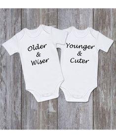 culbutomind Baby Strampler Zwillings Beste Freunde F/ür Immer Fun Baby Geschenke Geburt Erstausstattung 2 Baby L/ätzchen