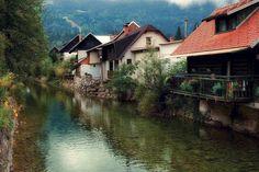 Beautiful countryside in Armenia