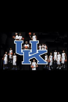 Kentucky wildcats let's go win us a NCAA championship
