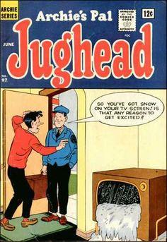 1963 Comic Books | Archie's Pal Jughead 97-A by Archie